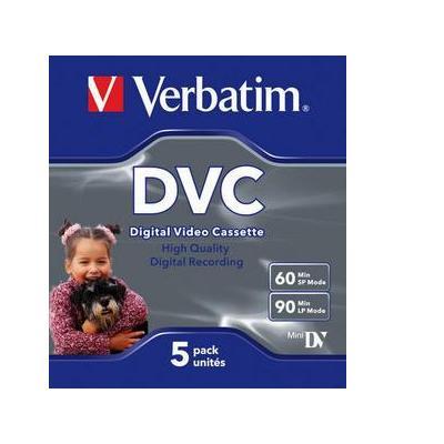 Verbatim AV casette: VB-DVC60P5