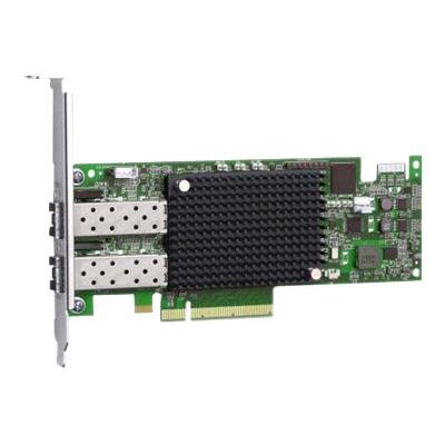 Ibm Emulex 16Gb FC 2-port HBA netwerkkaart