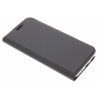 Slim Softcase Booktype Samsung Galaxy A5 (2017) - Grijs / Grey Mobile phone case