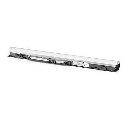 Hp batterij: Li-Ion 2950mAh - Zilver