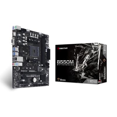Biostar B550MH Ver. 6.0 Moederbord
