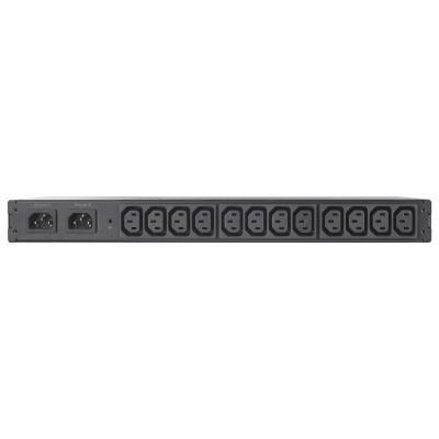 Apc rack: Automatic Transfer Switch, (12x) C13, 2300W, Rack mountable