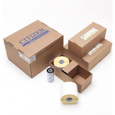 Citizen BOX PACK 100x59 Etiket - Wit