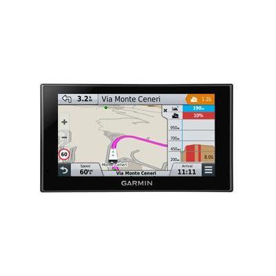 Garmin navigatie: Camper 660LMT-D - Zwart