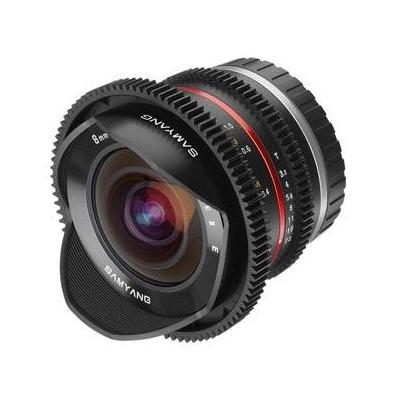 Samyang 8mm T3.1 Cine UMC FISH-EYE II Camera lens