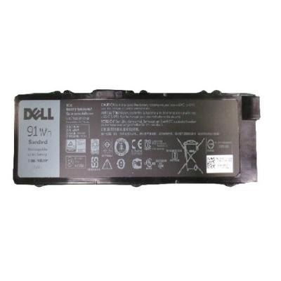 DELL 451-BBSF Notebook reserve-onderdeel - Zwart