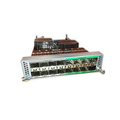 Cisco netwerk switch module: N55 M8P8FP Generic Expansion Module, spare