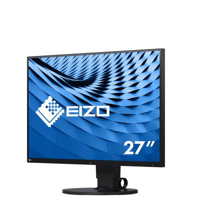 """EIZO FlexScan 27"""" IPS LEDUSB Hub Monitor - Zwart"""