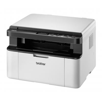 "Brother multifunctional: 7.62 cm (3 "") 1 - laserprinter 20 ppm - flatbed copier - kleurenscanner - Wireless - Zwart"