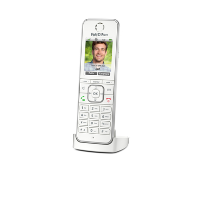 AVM FRITZ!Fon C6 International Dect telefoon - Wit