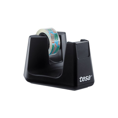 TESA 53904 Tape afroller - Zwart