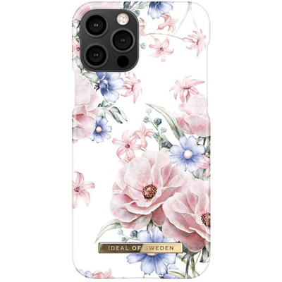 IDeal of Sweden Fashion Backcover iPhone 12 (Pro) - Floral Romance - Floral Romance Mobile phone case