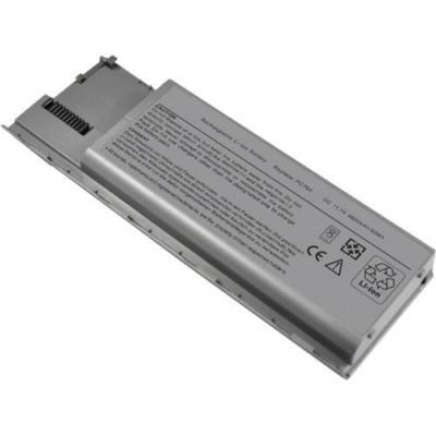 Dell batterij: 6 Cell, 56 Wh - Grijs