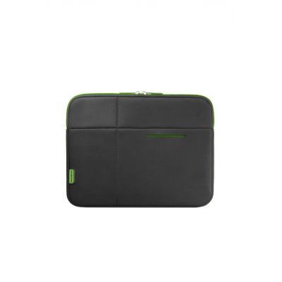 "Samsonite laptoptas: Airglow 13.3"" - Zwart, Groen"