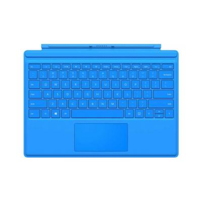 Microsoft mobile device keyboard: Surface Pro Signature Type Cover - Blauw