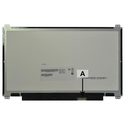 2-Power 2P-HB133WX1-402 Notebook reserve-onderdelen
