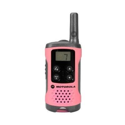 Motorola walkie-talkie: TLKR T41 - Roze