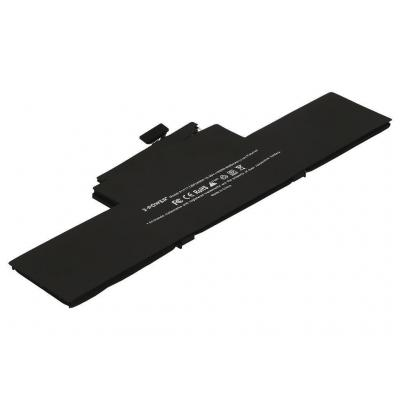 2-power batterij: Laptop, Lithium polymer, 10.9 V, 8460 mAh, 476 g, Irregular - Grijs