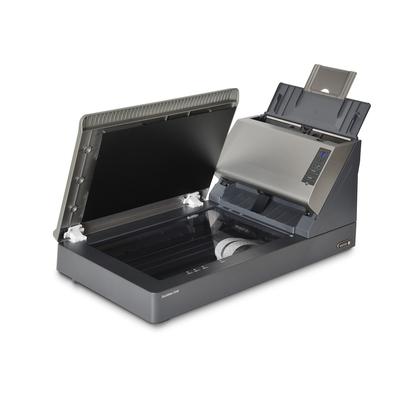 Xerox DocuMate 5540 Scanner - Zwart, Grijs