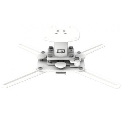 SMS Smart Media Solutions CM F110 Projector plafond&muur steun - Wit