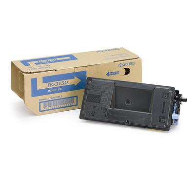 KYOCERA TK-3150 Toner - Zwart