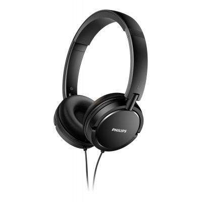 Philips koptelefoon: Hoofdtelefoon SHL5000/00 - Zwart