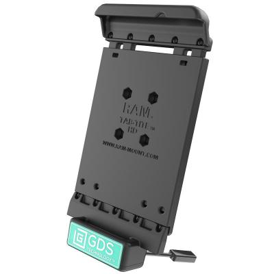 RAM Mounts 294.8g, Composite, Black Mobile device dock station - Zwart