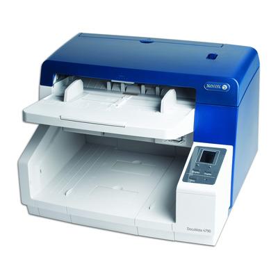 Xerox DocuMate 4790 Scanner - Blauw, Wit