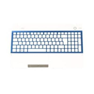 Samsung notebook reserve-onderdeel: Top Case, White With Keyboard