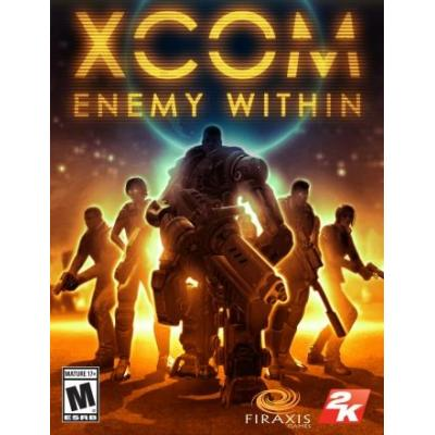 2k game: XCOM: Enemy Within, PC