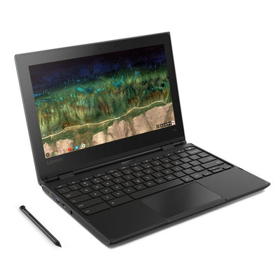 Lenovo laptop: 500e - Zwart