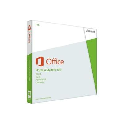 Microsoft Office Home & Student 2013 (NO) software suite