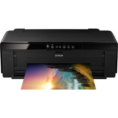 Epson SureColor SC-P400 Fotoprinter - Cyaan, Magenta, Mat Zwart, Oranje, Foto zwart, Rood, Geel