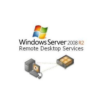 Microsoft service managementsoftware: Remote Desktop Services 2008 R2, OLP-NL, Lic/SA, DCAL, 1u
