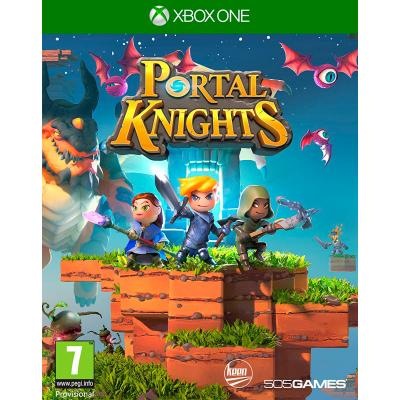 505 games game: Portal Knights  Xbox One