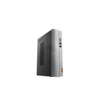 Lenovo pc: IdeaCentre 310S - Zwart, Zilver