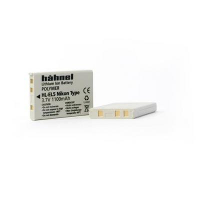Hahnel HL-EL5 Battery for Nikon Digital Camera