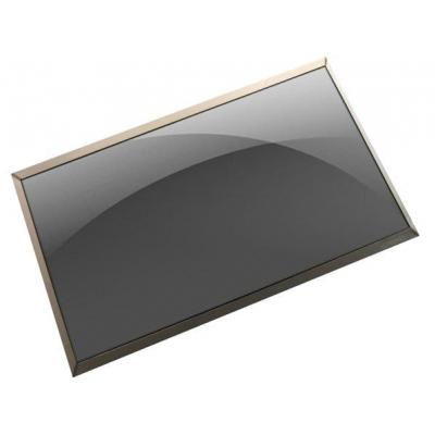 "2-power notebook reserve-onderdeel: 39.624 cm (15.6 "") WXGA HD 1366X768 Glossy - Zwart"