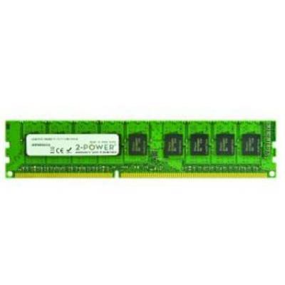 2-power RAM-geheugen: 8GB DDR3 DIMM + TS - Groen