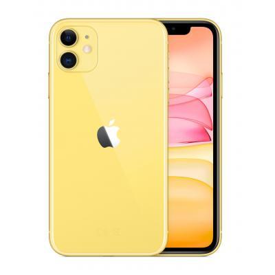 Apple iPhone 11 128GB Yellow Smartphone - Geel