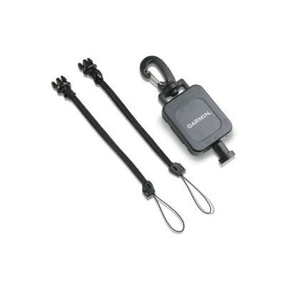 Garmin Retractable lanyard Accessoire  - Zwart