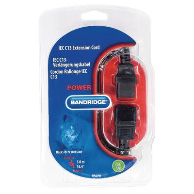 Bandridge BPL2705 Electriciteitssnoer