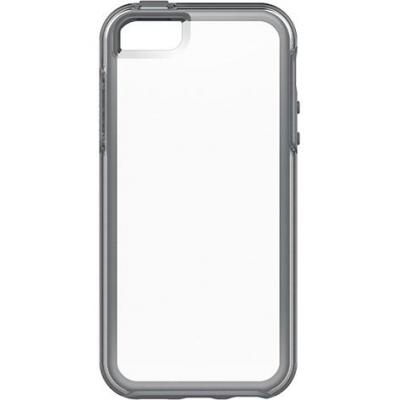 Otterbox mobile phone case: Symmetry Series Clear Case, Synthetic rubber, Polycarbonate - Grijs