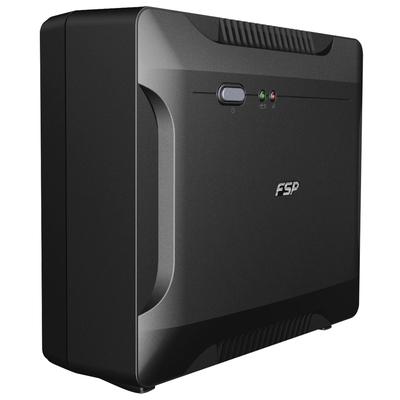 FSP/Fortron Nano 600 UPS - Zwart
