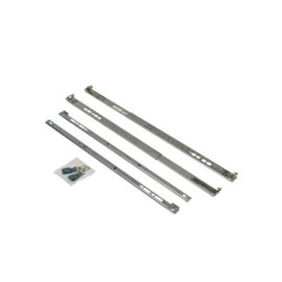 Hp rack toebehoren: Rack-mounting hardware kit - Zilver (Refurbished ZG)