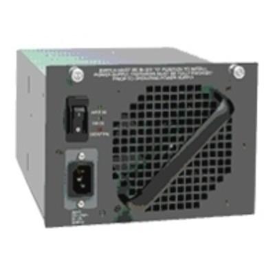 Cisco Catalyst 4500 1400 AC Redundant Power Supply Power supply unit - Zwart