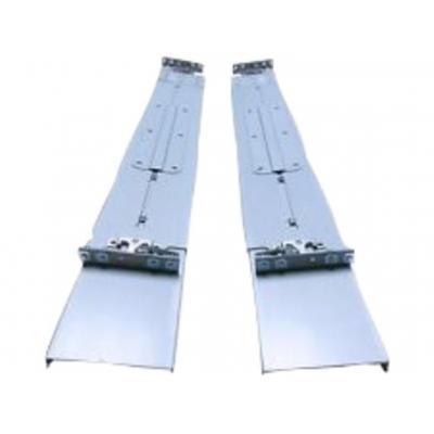 Hewlett Packard Enterprise Enclosure rail kit Rack toebehoren - Metallic