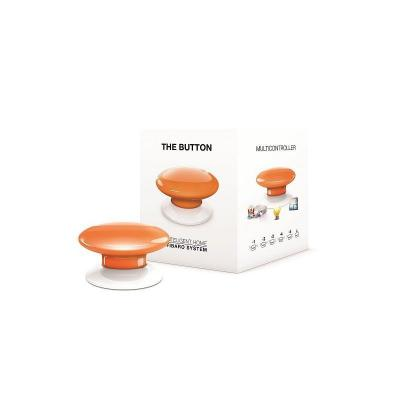 Fibaro : The Button - Oranje, Wit