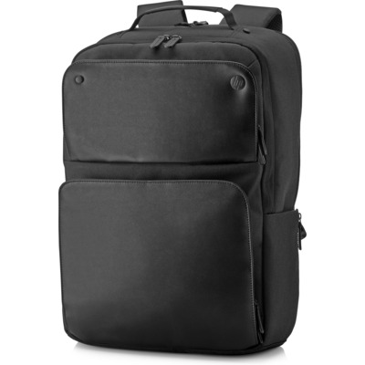 HP rugzak: Exec 17,3 Midnight Backpack - Zwart