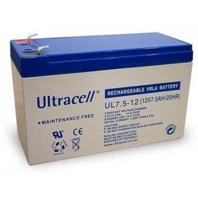 CoreParts MBXLDAD-BA017 UPS batterij - Blauw,Zilver